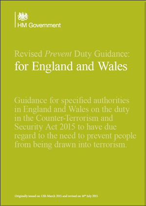 Government's Prevent duty guidance for England and Wales