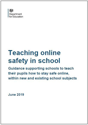 teaching online safety